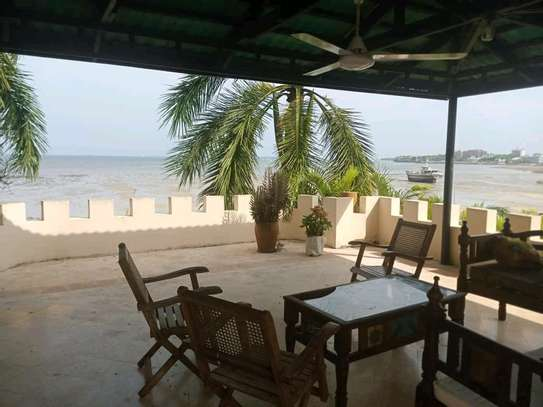 a 3bedrooms beach view villas are for rent at masaki cool neighbour hood image 2