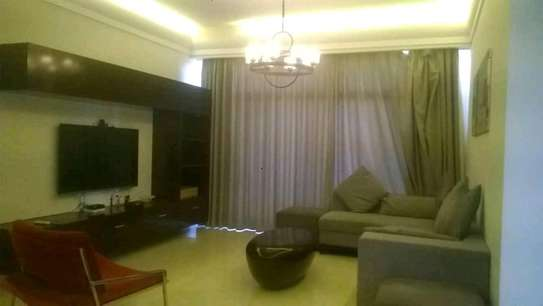Fully furnished apartment in masaki $2000