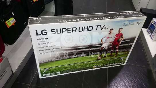 LG SMART TV SUPER UHD 4K 49Inch image 1