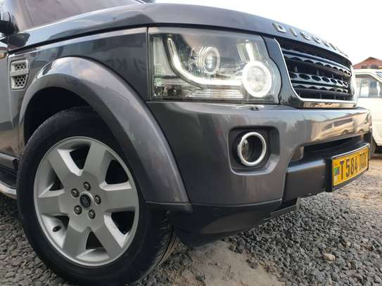 2007 Land Rover DISCOVERY-3 (DQK) image 8