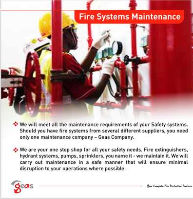 Fire Systems. image 3