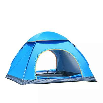 Portable Camping Tent-(150cm×200cm) for 3 people image 3