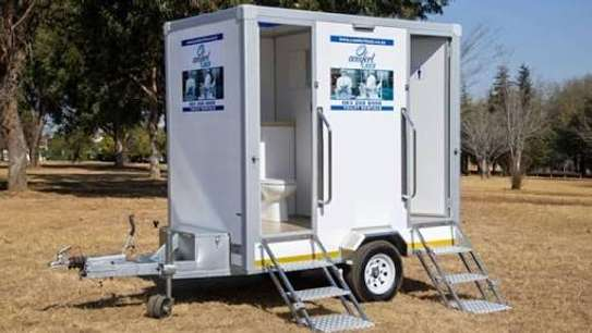 MOBILE TOILETS FOR RENT