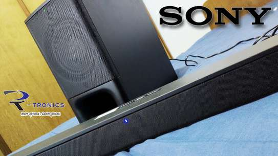 Sony 2.1 Channel Soundbar HT-S350 (320 Watts)
