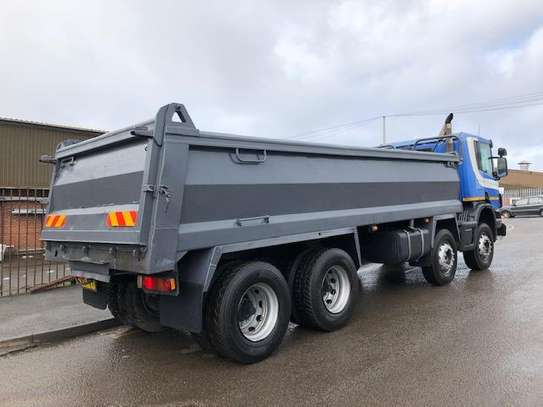 2007 Scania P380 8X4 TIPPER 128MILLION image 8