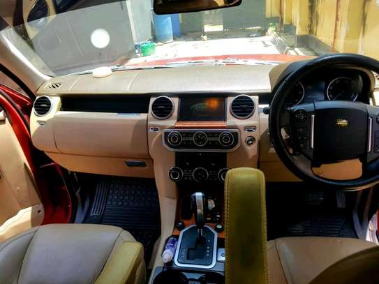 2010 Land Rover Discovery image 3