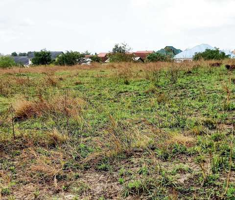 COMMERCIAL LAND FOR SALE AT KIBAHA TOWN image 5