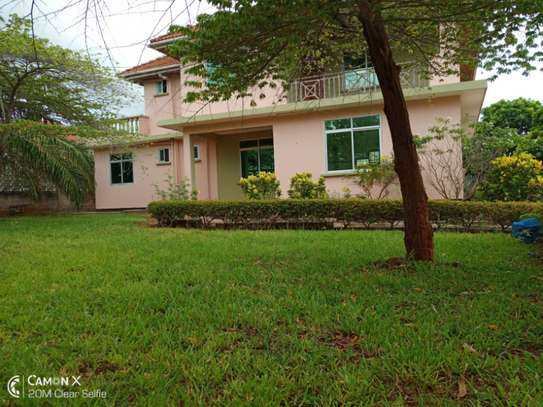 4 bed room house for rent at mbezi africana image 5