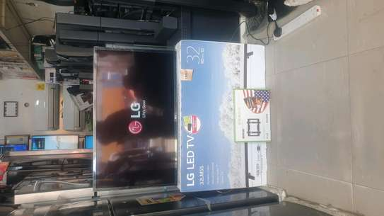 LG LED TV WITH GAME INCH 32 image 1