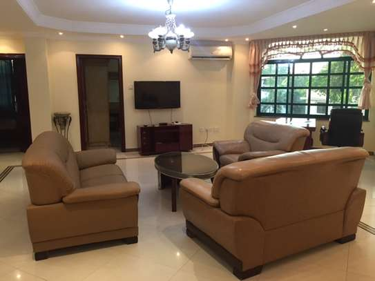 2 Bdrm Furnished for Immediate Lease at Upanga