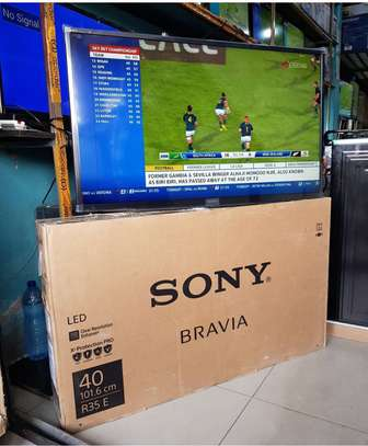 Sony tv  40 inch Television image 1