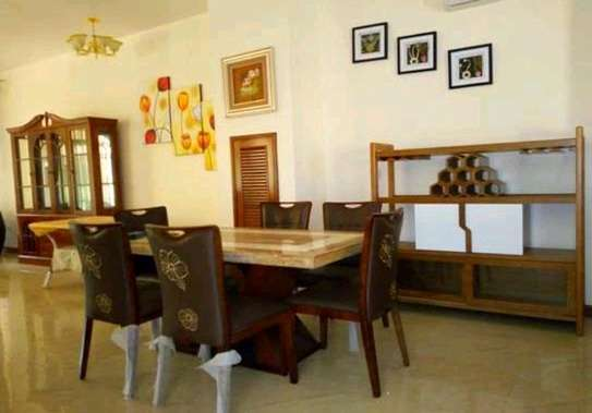 VILLA MBEZI BEACH FULL FURNISHED image 6