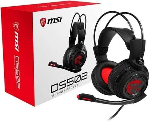 MSi DS502 Gaming Headphones