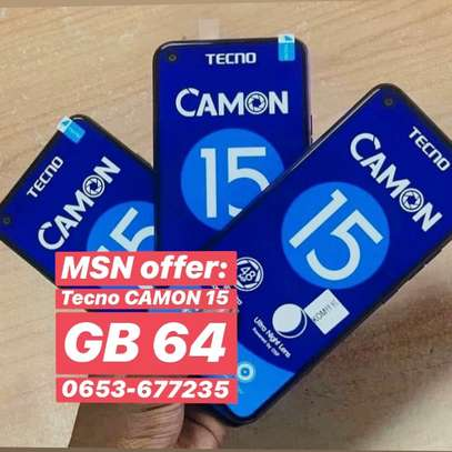 Tecno CAMON 15 GB64 Full_box [OFA]