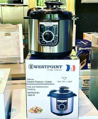 WEST POINT MULTIFUNCTIONAL  PRESSURE COOKER image 1