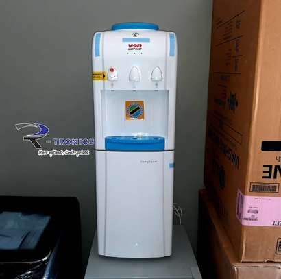 Von Water Dispenser With Cabinet (HWDV2210B)