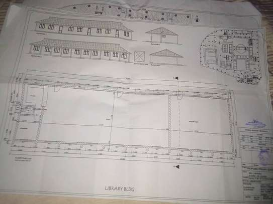 PLOT FOR SALE FOR  SCHOOL CONSTRUCTION DODOMA image 2