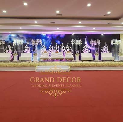 Grand Decor Wedding & Events Planner image 12