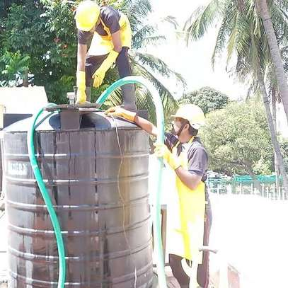 Water tank cleaner image 6