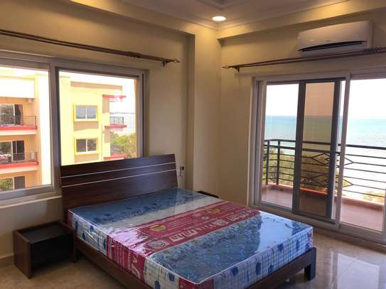 Spacious 3bdrm apartment with ocean view in Mikocheni A image 3