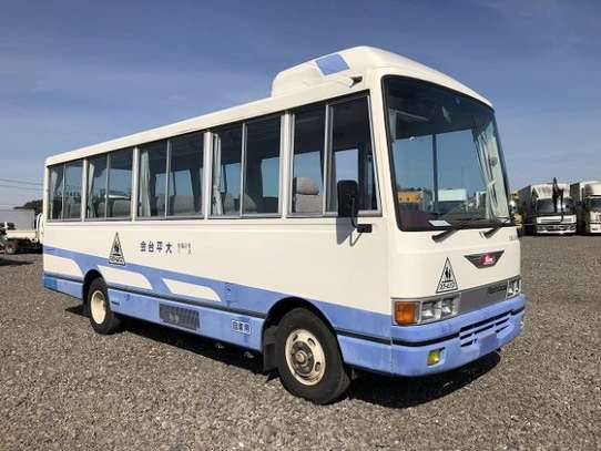 1994 Hino RAINBOW BUS 29SEATER TSHS 35MILLION ON THE ROAD image 2