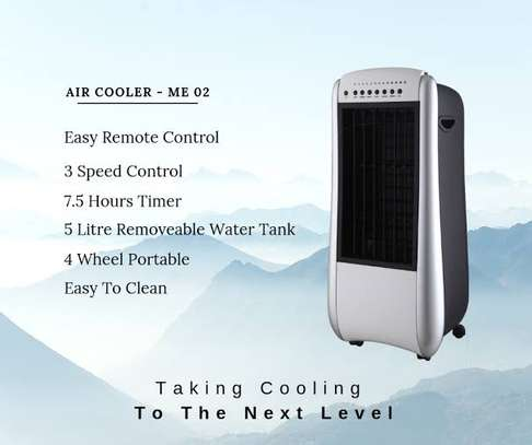 New Dolphin Air Cooler Series FJ-ME-02 image 1