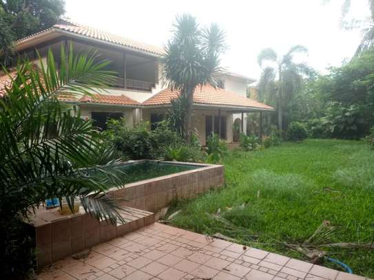 4 Bdrm Standalone House with Swimming Pool in Masaki