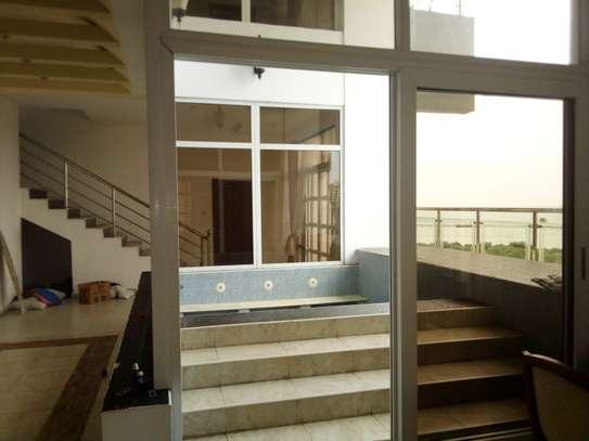 LUXURY 4 BEDROOM PENTHOUSE FOR RENT WITH JACUZZU AND SEA VIEW AT UPANGA image 5