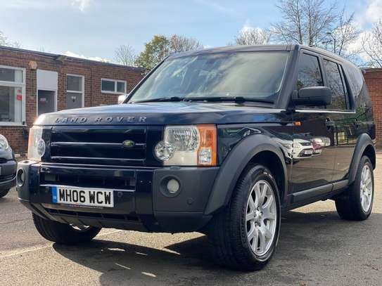 2006 Land Rover Discovery image 2