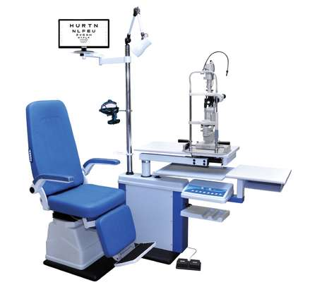 Ophthalmic Refraction Unit Chair
