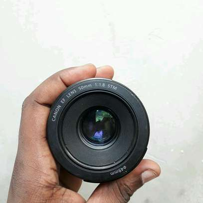 Used 50mm Canon Lens image 3