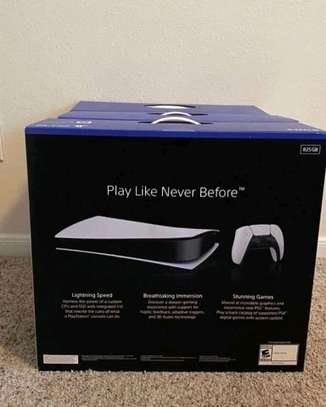 New PlayStation 5 latest Edition image 1