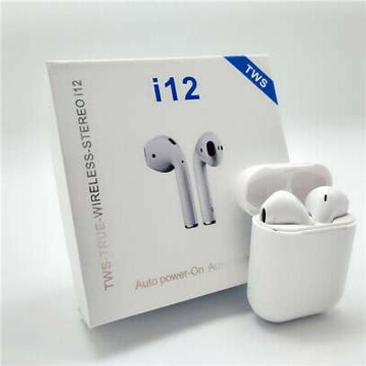 i12 TWS earphones