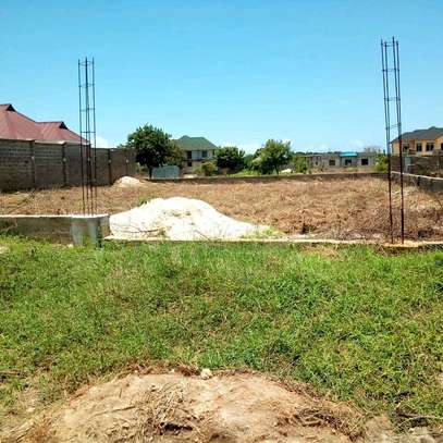 Plot for sale location mbweni mpiji