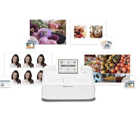 Canon Selphy CP1300 Photo Printer - White (USED)