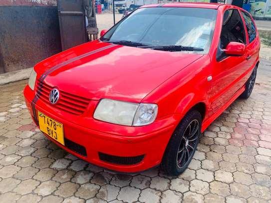 2001 Volkswagen Polo image 5