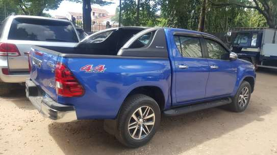 2018 Toyota Hilux Vigo Double Cabin Cheses Number image 5