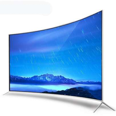 65 Inch TV Smart Curve -- Double Glass image 2