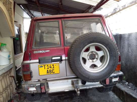 1988 Nissan Safari