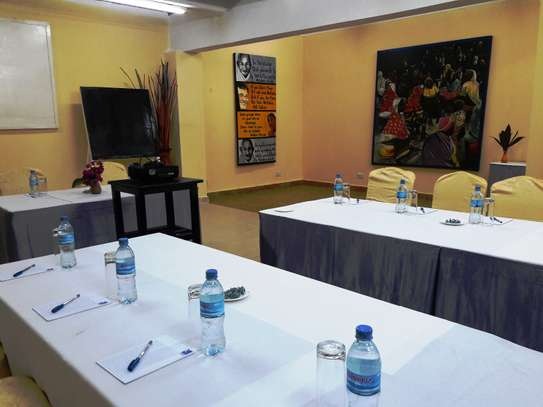 Jangwani Sea Breeze Resort Conference image 6