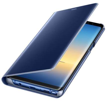 Genuine Cover | Clear View Standing Cover for Samsung Galaxy Note 8