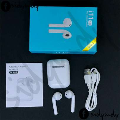 i11 tws true wireless headset ((ofa ukiniambia zoomtz))