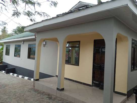 Two Bedrooms Apartment House at Kimara Korogwe image 2