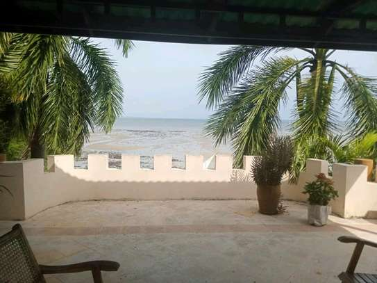 a 3bedrooms beach view villas are for rent at masaki cool neighbour hood image 3