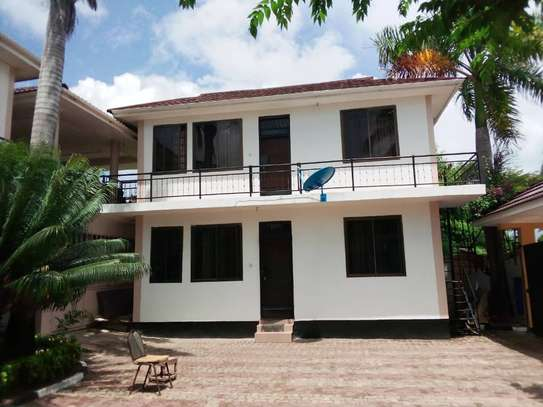 1 bed room house for rent at mbezi beach image 1