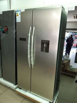 Hisense Refrigerator side by side