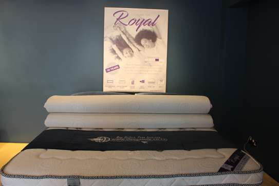 Royal Euro Top Mattress image 3