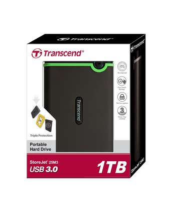 Transcend 1TB External HDD 3.0