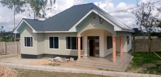 4 bdrms new House with Title Deed at Goba. image 3