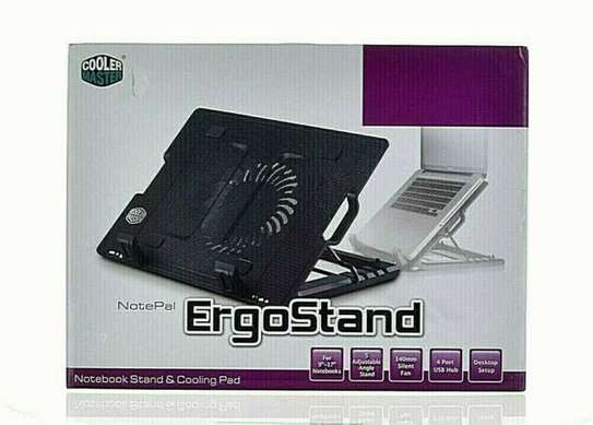 Ergostand  Laptop Cooling Pad image 1